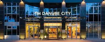 Danube Hotel Outside
